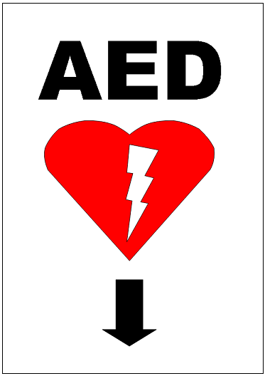 aed sign template excel templates free download