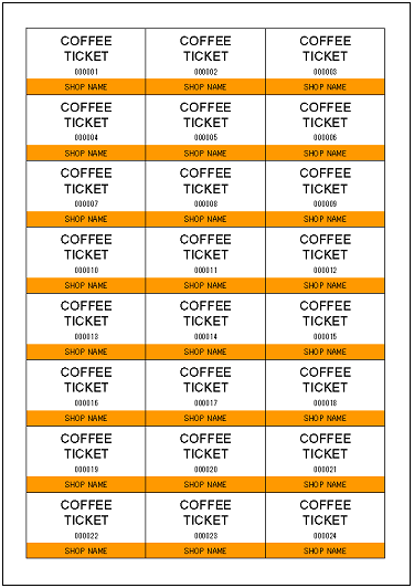 complimentary drink ticket template - ticket outline template new calendar template site