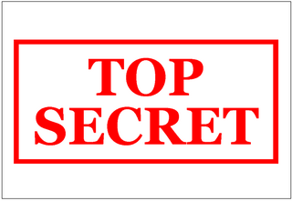 Top Secret Sign Template@Excel Templates Free Download